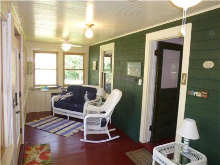 9 Pond Road, Orleans Cape Cod vacation rental - Front Porch