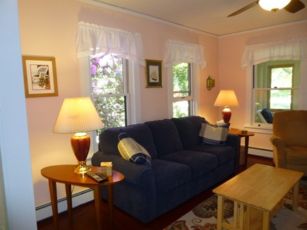 9 Pond Road, Orleans Cape Cod vacation rental - Living Room