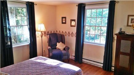 Orleans Cape Cod vacation rental - Master bedroom Reading Corner
