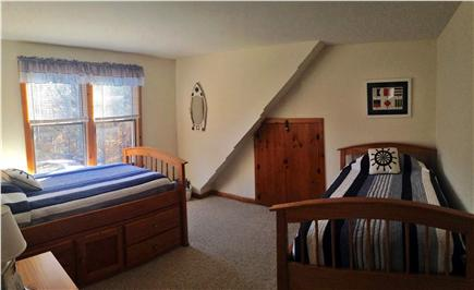 Eastham Cape Cod vacation rental - Twin beds- second floor