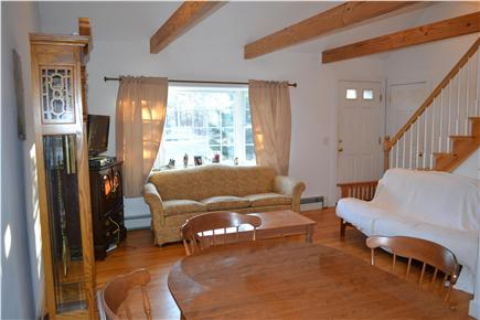 South Chatham Cape Cod vacation rental - View of living room