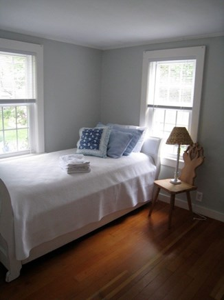South Chatham Cape Cod vacation rental - Downstairs: Trundle bed - Two twin beds