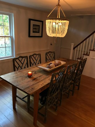 South Chatham Cape Cod vacation rental - Dining Room - other view