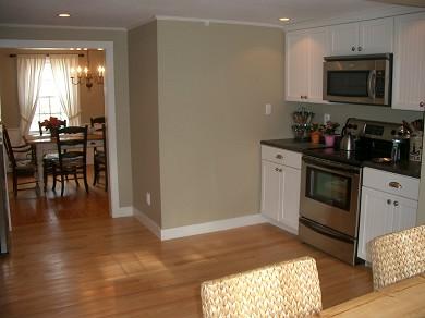 South Chatham Cape Cod vacation rental - Kitchen- Left Side