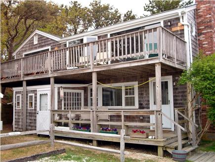 Wellfleet Cape Cod vacation rental - Welcome to the ''Main House.''