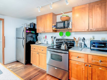 Wellfleet Cape Cod vacation rental - Big enough for 2 cooks.Full compliment of cooking capabilities