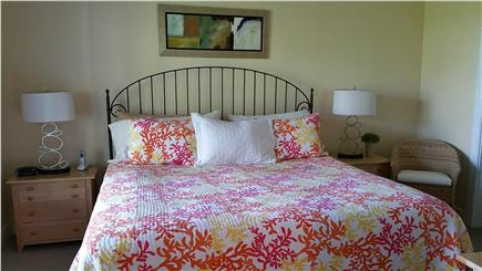 New Seabury New Seabury vacation rental - Guest King Bedroom with views and full bath