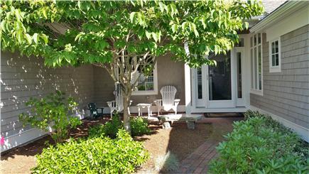 New Seabury New Seabury vacation rental - Private Courtyard