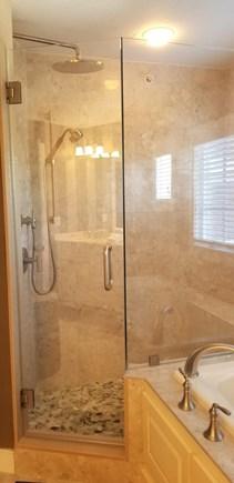 New Seabury New Seabury vacation rental - Master Bath just remodeled