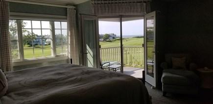 New Seabury New Seabury vacation rental - Master Bedroom with beautiful view of the Vineyard!