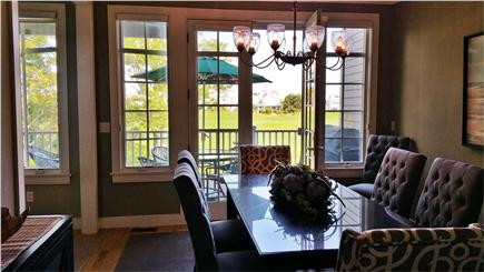New Seabury New Seabury vacation rental - Dining Room with ocean and golf views