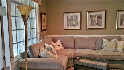 New Seabury New Seabury vacation rental - Cozy lounge with TV