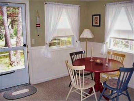 West Yarmouth Cape Cod vacation rental - Eat in Kitchen