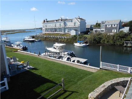 West Dennis Cape Cod vacation rental - Upper deck/view