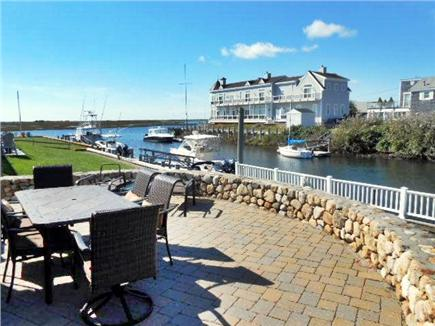 West Dennis Cape Cod vacation rental - Water View from Upper Deck