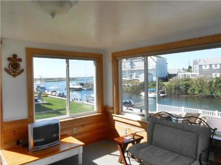 West Dennis Cape Cod vacation rental - View from sunroom