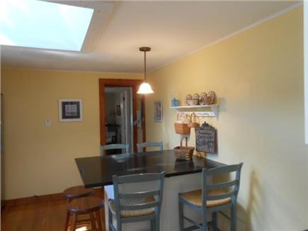 west dennis  Cape Cod vacation rental - Eat in kitchen