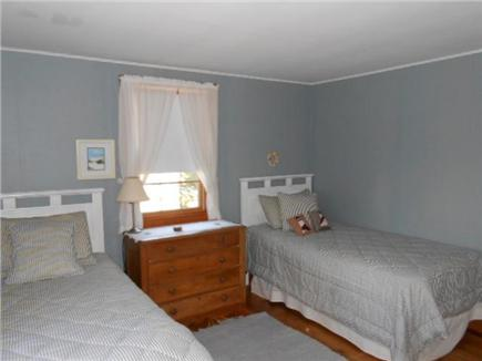 west dennis  Cape Cod vacation rental - Back bedroom light and airy#2