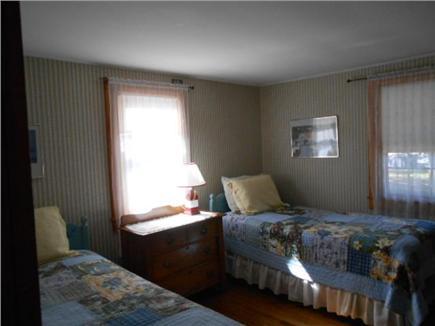 west dennis  Cape Cod vacation rental - Back bedroom #3