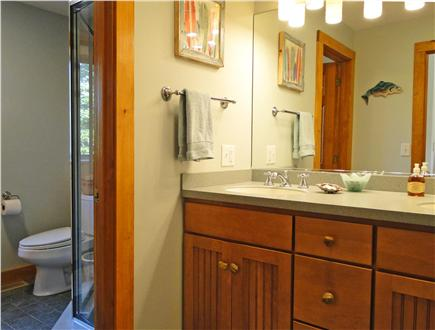 Eastham Cape Cod vacation rental - Newly Renovated 1st floor Bathroom