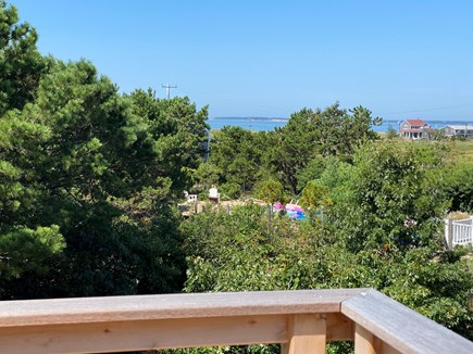 Eastham Cape Cod vacation rental - Views of the water from 2nd floor Deck.