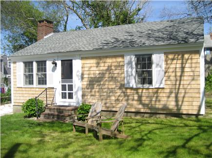Dennisport Cape Cod vacation rental - Captain's Row is just off Old Wharf Rd in Dennis