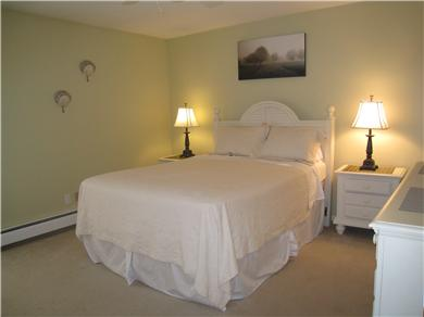 Osterville Osterville vacation rental - Master Bedroom w/Private Bath & Queen Bed