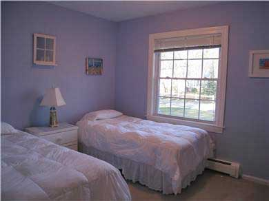 Osterville Osterville vacation rental - Bedroom 2 w/two Twin Beds