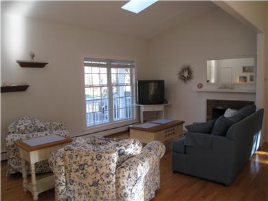 Osterville Osterville vacation rental - Living Room w/Skylights