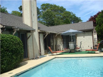 New Seabury, Mashpee New Seabury vacation rental - Private Heated Pool