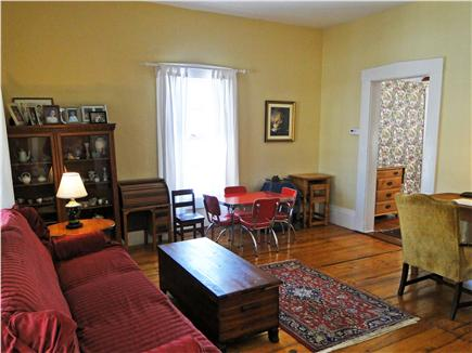 Brewster, old historic district Cape Cod vacation rental - First floor office area with goodies for children
