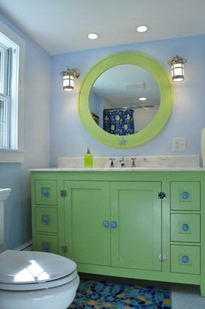 South Yarmouth Cape Cod vacation rental - Master Bathroom renovated in 2011!!!