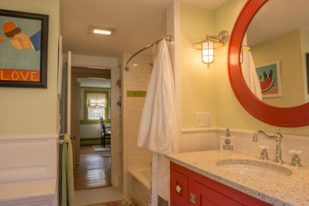 South Yarmouth Cape Cod vacation rental - Brand new guest bathroom in 2017!