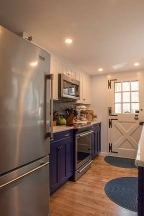 South Yarmouth Cape Cod vacation rental - Fully stocked, and as colorful as the rest of the house!!