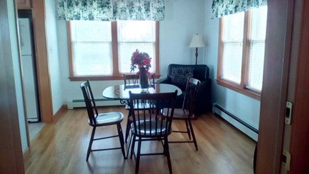 Eastham Cape Cod vacation rental - Additional dining, reading or game area.