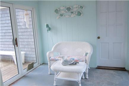 South Yarmouth Cape Cod vacation rental - Airy breezeway