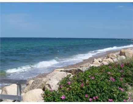 Falmouth Cape Cod vacation rental - Beautiful Racing Beach is a short stroll from the house