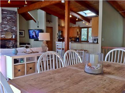 Falmouth Cape Cod vacation rental - Open Kitchen / Dining Area