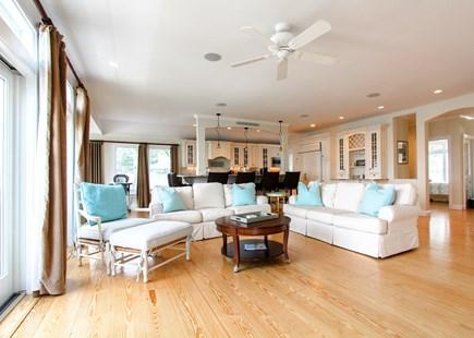 Barnstable Village Cape Cod vacation rental - Open floor plan