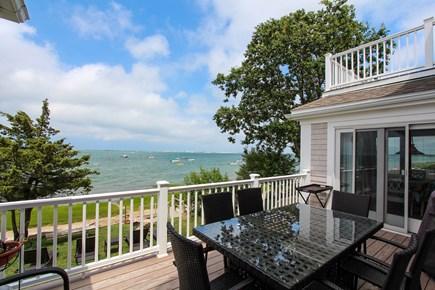 Barnstable Village Cape Cod vacation rental - Main Deck -1st Floor
