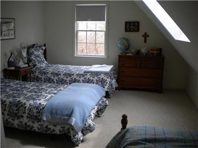 East Falmouth Cape Cod vacation rental - Upstairs front bedroom