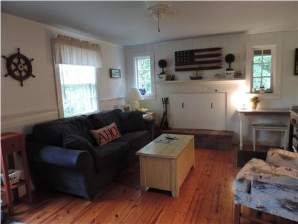 South Harwich Cape Cod vacation rental - Living room
