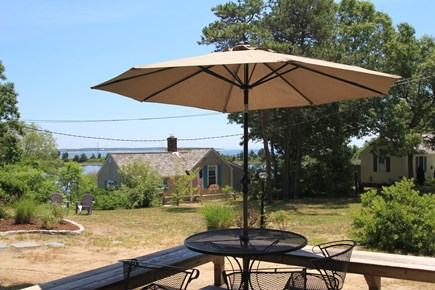 Hyannisport Cape Cod vacation rental - Relax, read and enjoy the  tranquility complete w ocean view..