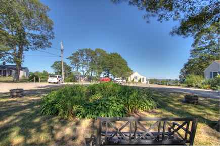Hyannisport Cape Cod vacation rental - Nicely Landscaped Grounds maintaining natures beauty.