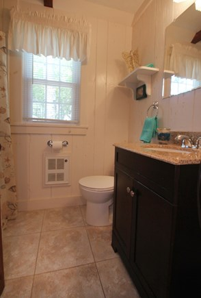 Hyannisport Cape Cod vacation rental - Bathroom has tub w/shower. newly redone.