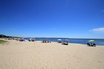Hyannisport Cape Cod vacation rental - Easy Walk To This Beautiful Beach
