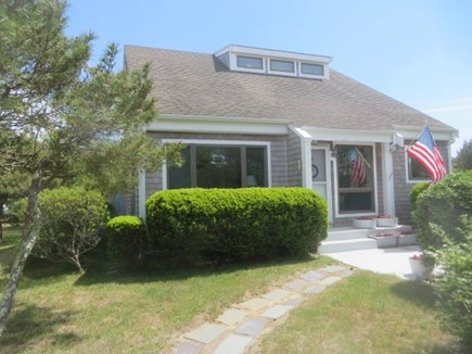 Lookout Bluff,  Truro Cape Cod vacation rental - Front of house