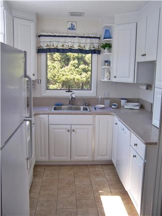 Lookout Bluff, N Truro Cape Cod vacation rental - Kitchen