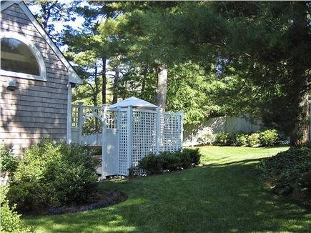 Osterville Osterville vacation rental - The spacious yard is perfect for pets and children to run & play.
