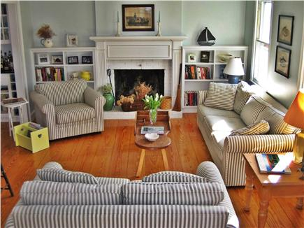 Osterville Osterville vacation rental - Comfortable, airy livingroom.